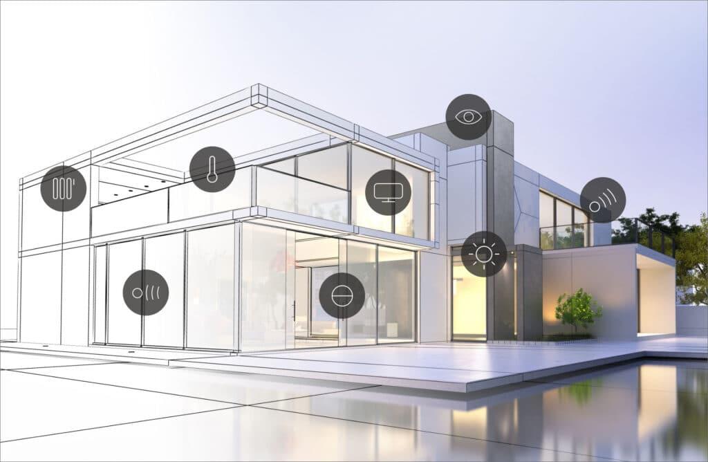 Intelligente Architektur von Diller